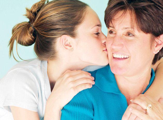 Про взаємини батьків із заміжньою дочкою