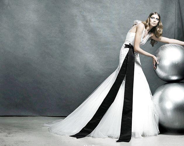 Образ нареченої для футурістічної весілля