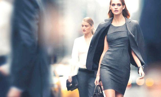 Одяг для високих дівчат - вибираємо свій стиль