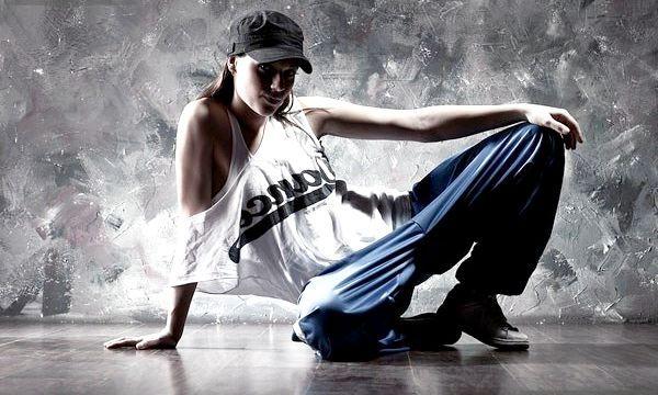 Одяг у стилі хіп-хоп (фото)