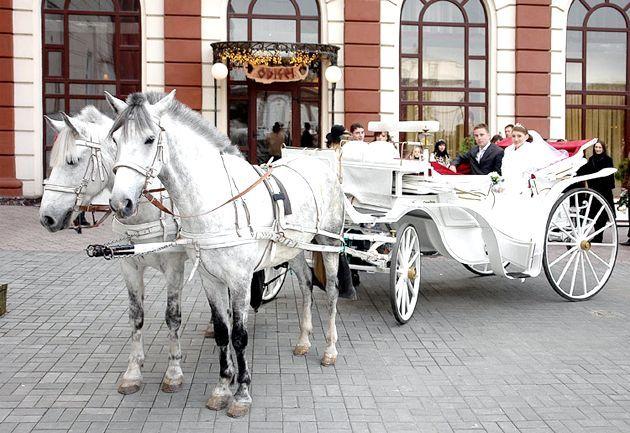 Оформлення весільного кортежу - вибір стилю