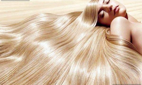Фарбування волосся народними засобами