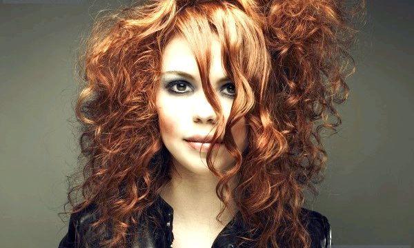 Омбр на руде волосся (фото)