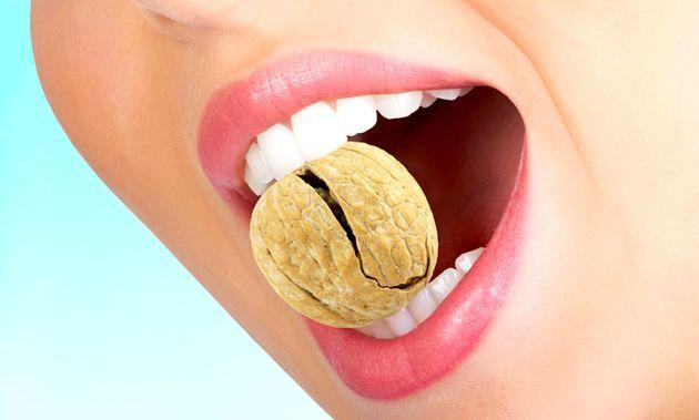Горіхи - користь для жіночого здоров'я, корисні властивості