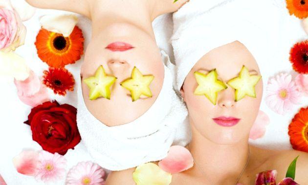 Осінні маски для краси і здоров'я шкіри обличчя