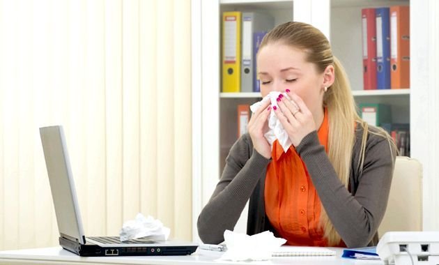 Основні офісні хвороби - рекомендації та профілактика