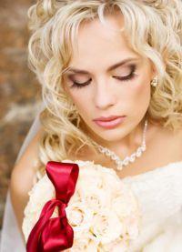 Особливості весільного макіяжу