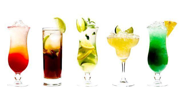 Освіжаючі літні коктейлі
