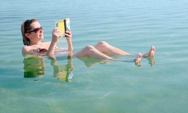 Відпочинок та лікування в Ізраїлі на мертвому морі