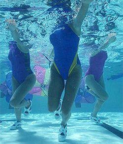 Аквааеробіка для схуднення: танці у воді