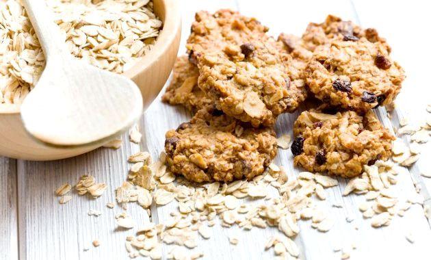 Вівсяне печиво: кращі рецепти