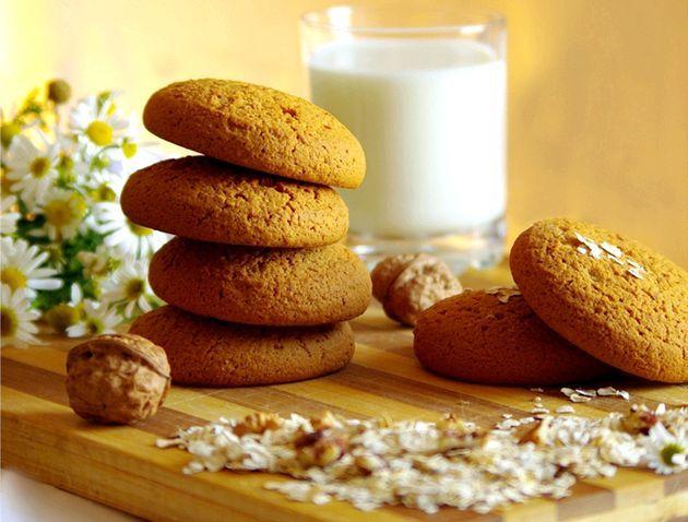 Вівсяне печиво - максимум користі, мінімум калорій