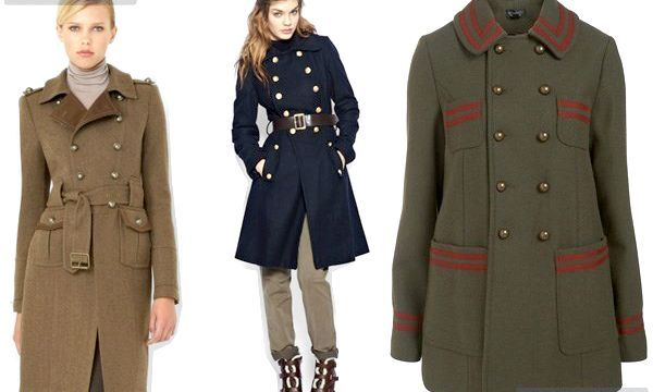 Пальто-бушлат: як і з чим носити? (Фото)