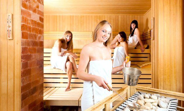Парові лазні для особи - ефективне очищення шкіри