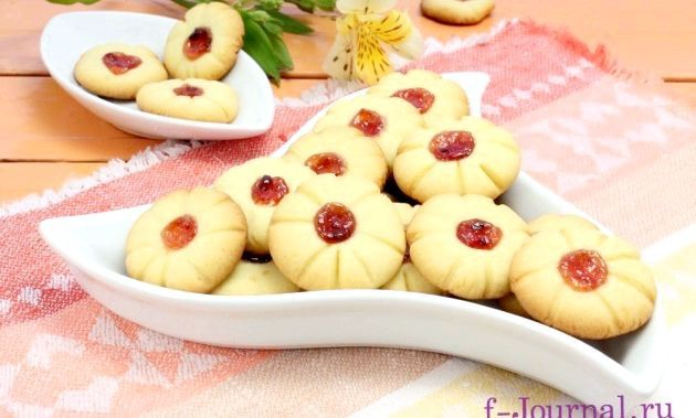 Печиво «курабье»