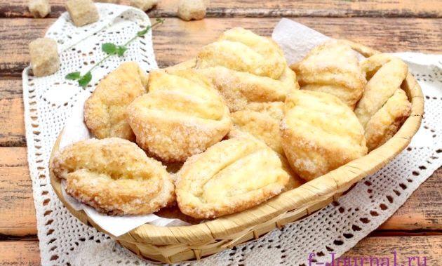 Печиво «трикутники»