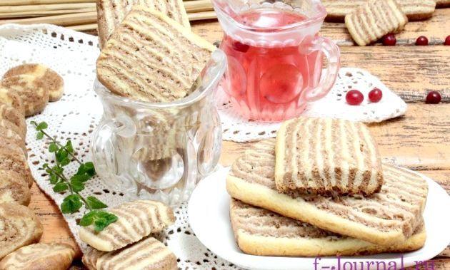 Пісочне печиво в домашніх умовах
