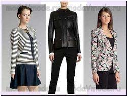 Піджаки і жакети: модні тенденції