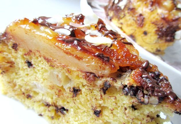 Пиріг-перевертиш: рецепти з фруктами