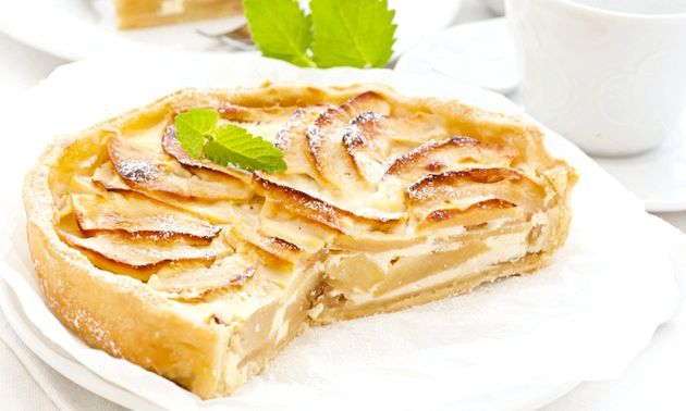 Пироги з груш: рецепти