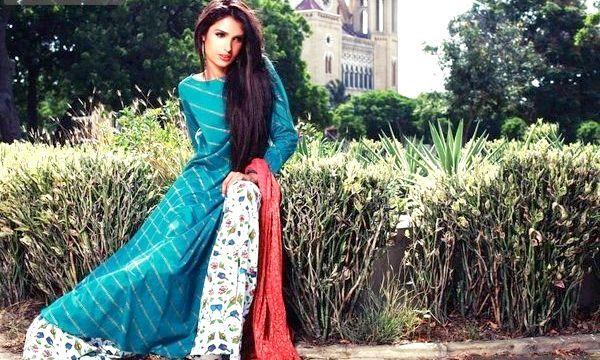 Плаття і штани: модна комбінація (фото)