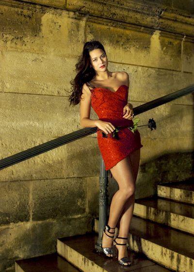 Плаття на День святого Валентина