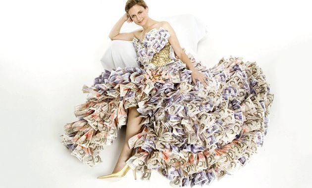 Плаття на мільйон