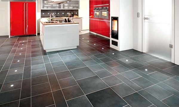 Плитка для кухні на підлогу