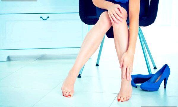Чому болять ноги?