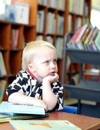 Чому діти не хочуть читати?