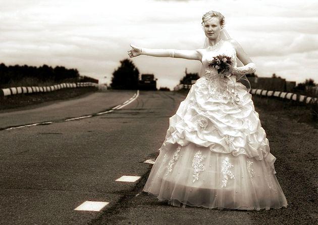 Чому жінки вступають у шлюб