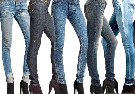 Підбираємо джинси правильно