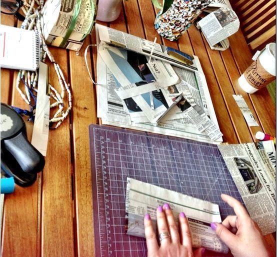 Вироби з паперу своїми руками на 8 березня - декоративна коробочка з паперу