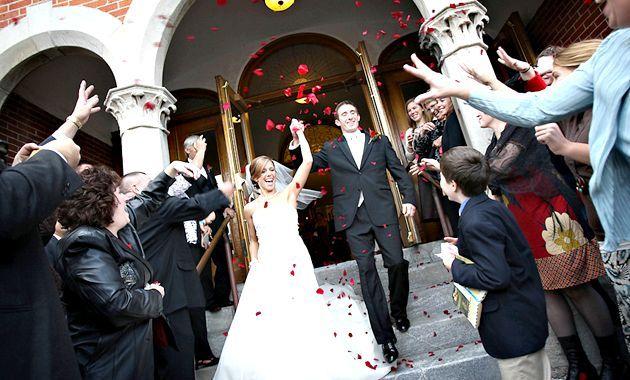 Підготовка до весілля - З радістю и любов'ю