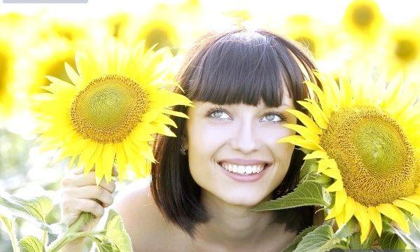 Соняшникова олія для волосся: користь і рецепти