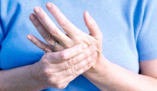 Поколювання в пальцях рук