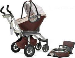 Купуємо коляску для малюка три в одному