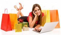 Покупки в онлайн-магазині з купонами