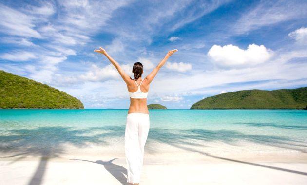 Користь відпочинку на морі для здоров'я