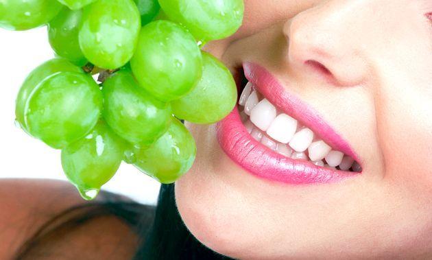 Користь винограду для здоров'я та краси