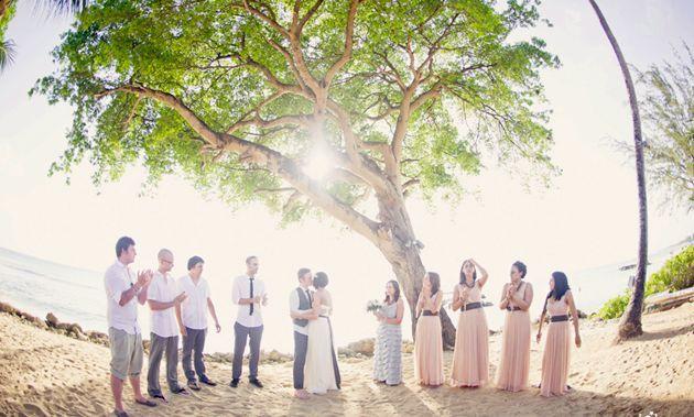 барбадос весілля