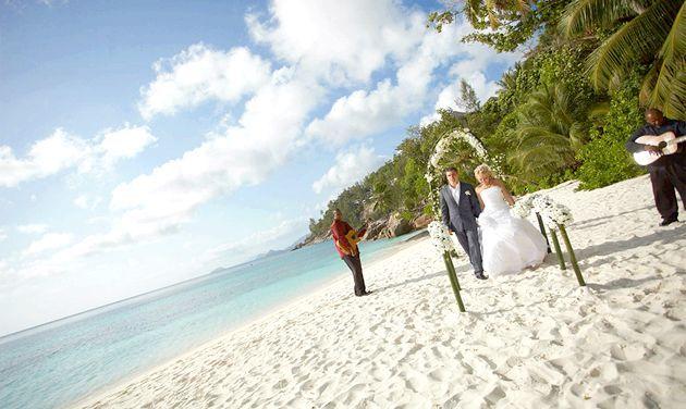 Сейшели весілля