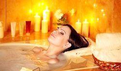 Популярні ванни для схуднення: рецепти