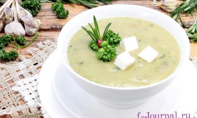 Пісний суп