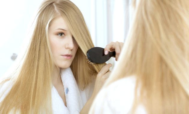 Втрата волосся у жінок - основні причини