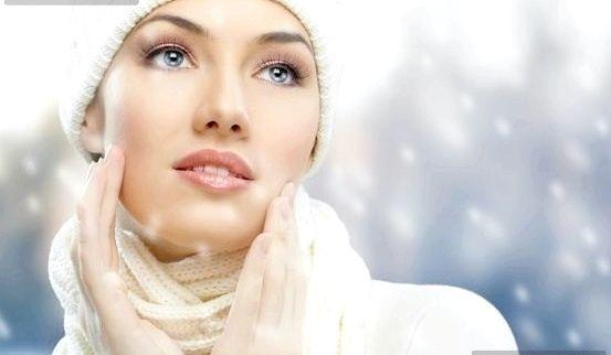 Правила зимового макіяжу
