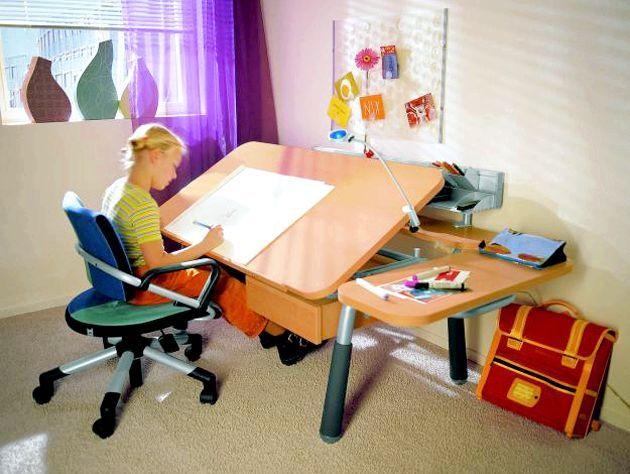 Правильна організація робочого місця школяра