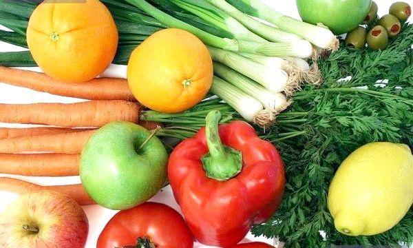 Правильне харчування і сумісність продуктів (таблиця)