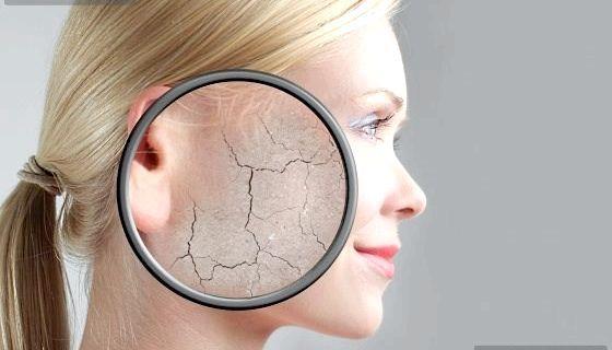 Правильний догляд за сухою шкірою
