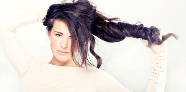 Зачіска на 8 березня